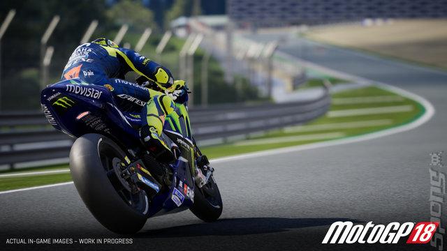 MotoGP 18 - Xbox One Screen
