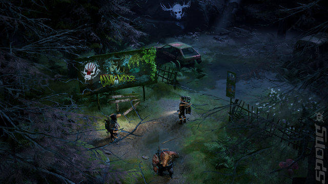Mutant Year Zero: Road to Eden - PS4 Screen