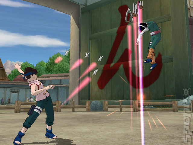All jutsu for naruto clash of ninja revolution 2 this is not to be confused with naruto shippuden ultimate ninja