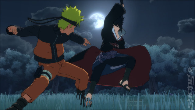 Naruto Shippuden: Ultimate Ninja Storm Legacy - Xbox One Screen