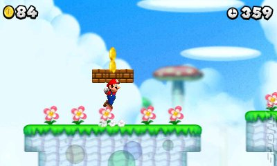 Screens: New Super Mario Bros  2 - 3DS/2DS (3 of 69)