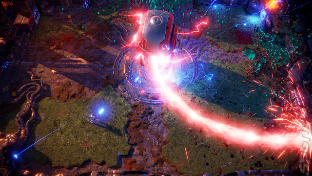 Nex Machina Editorial image