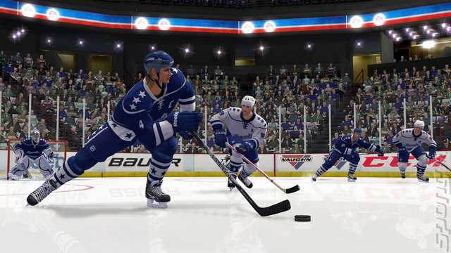 NHL 13 - PS3 Screen