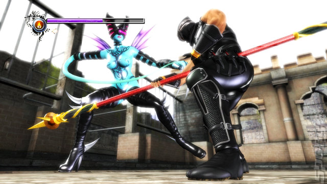 Ninja Gaiden Sigma - PS3 Screen