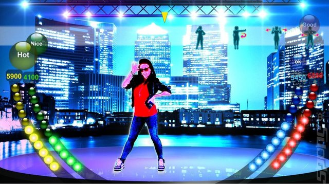 Now That?s What I Call Music: Dance & Sing - Wii Screen