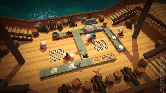 Overcooked - Switch Screen