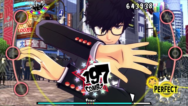 Persona 3: Dancing in Moonlight / Persona 5: Dancing in Starlight Editorial image