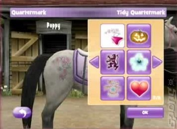 gallery back to game screens pony friends 2 wii