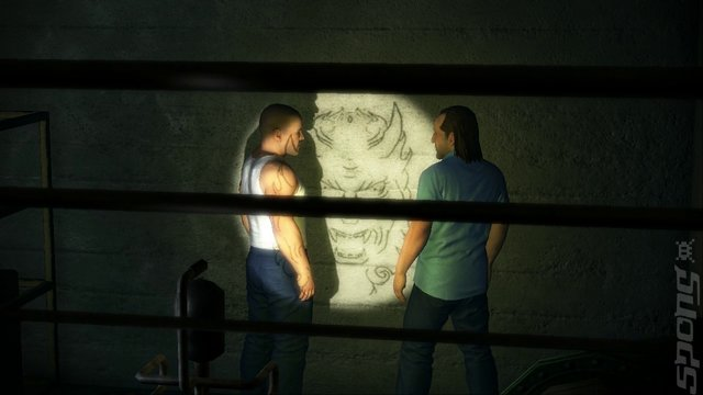 Prison Break: The Conspiracy - Xbox 360 Screen