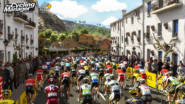 Pro Cycling Manager: Season 2018: le Tour de France - PC Screen