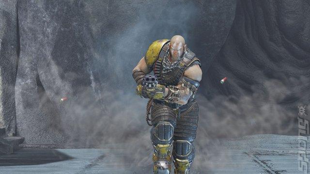 Quake Champions - PC Screen