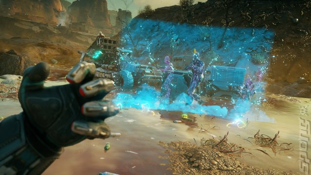 Rage 2 - Xbox One Screen