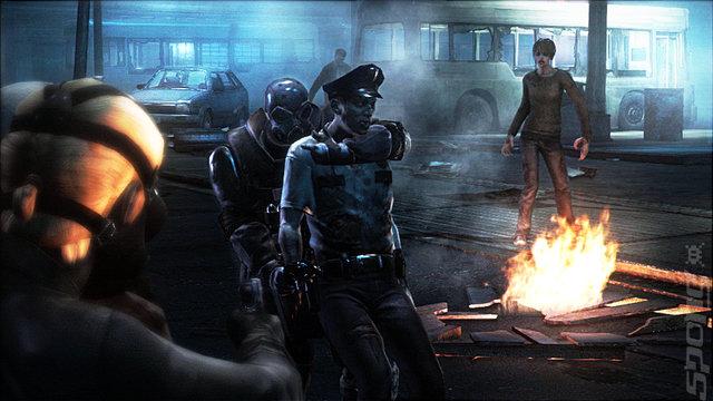 Raccoon City - Xbox 360 Xbox Raccoon City