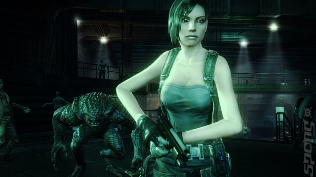 Resident Evil: Operation Raccoon City - PS3 Screen