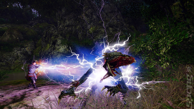 Risen 3: Titan Lords - Xbox 360 Screen