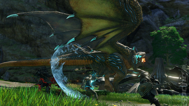 Scalebound - Xbox One Screen