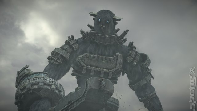 Shadow of the Colossus Editorial image