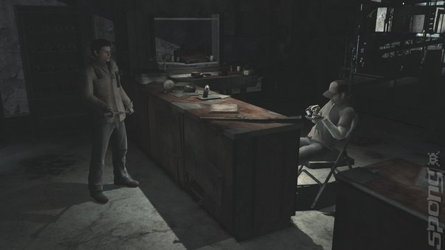 Silent Hill: Homecoming - PS3 Screen