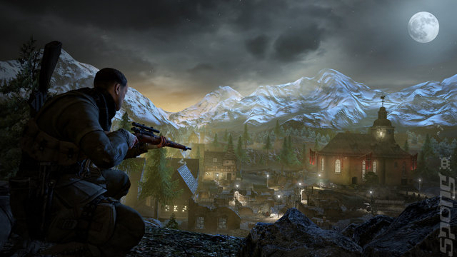 Sniper Elite V2: Remastered - Switch Screen