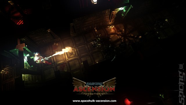 Space Hulk: Ascension - PC Screen