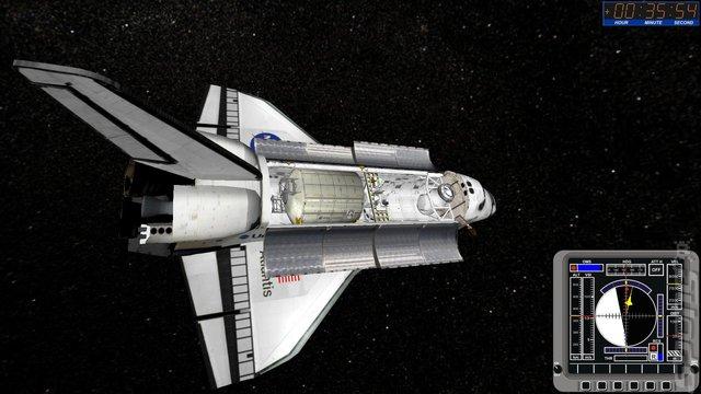 virtual space shuttle simulator - photo #43