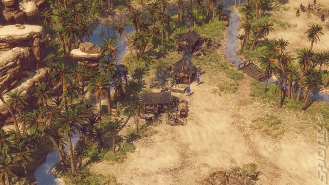 Spellforce III - PC Screen