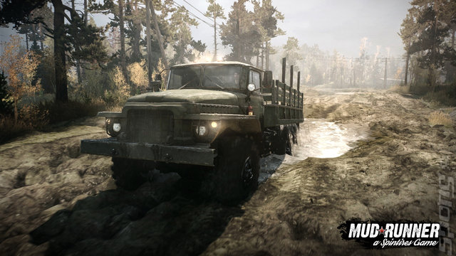 Spintires: MudRunner: American Wilds Edition - Xbox One Screen