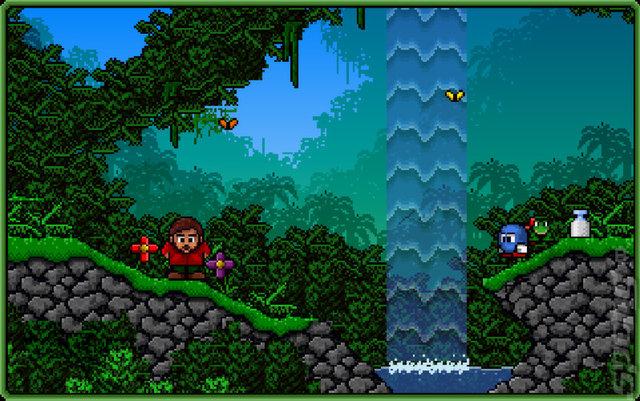 Spud's Quest - PC Screen