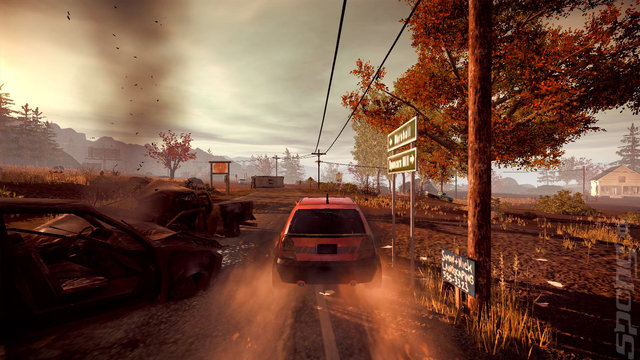 State of Decay - Xbox One Screen