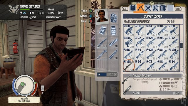 State of Decay - PC Screen