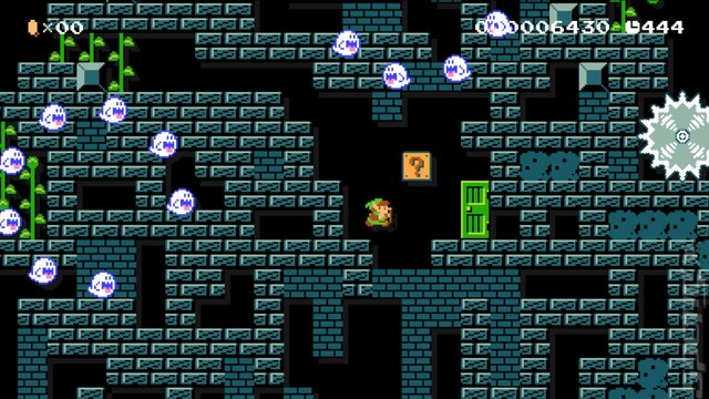 Super Mario Maker Editorial image