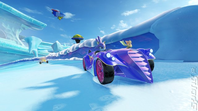 Team Sonic Racing - Xbox One Screen