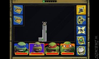 Teenage Mutant Ninja Turtles: Danger of the Ooze - 3DS/2DS Screen