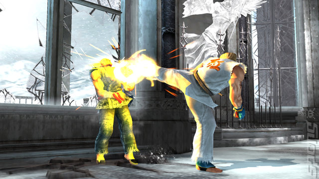 Tekken: Dark Resurrection - PS3 Screen