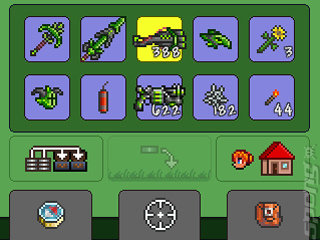 Terraria - 3DS/2DS Screen