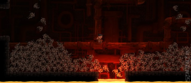 Teslagrad - PS3 Screen