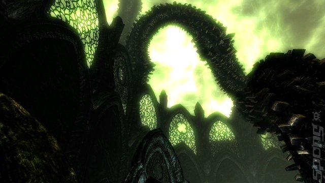The Elder Scrolls V: Skyrim: Dragonborn - Xbox 360 Screen