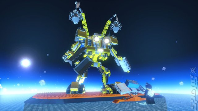 The LEGO Movie Videogame Editorial image