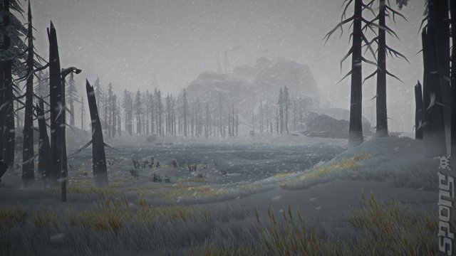 The Long Dark - PS4 Screen