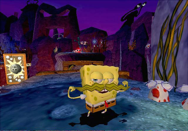 Screens the spongebob squarepants movie ps2 1 of 10