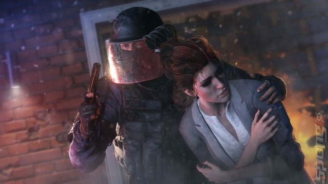 Tom Clancy?s Rainbow Six: Siege - Xbox One Screen