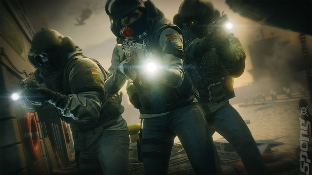 Tom Clancy?s Rainbow Six: Siege - PS4 Screen