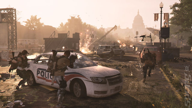 Tom Clancy's The Division 2 - PS4 Screen