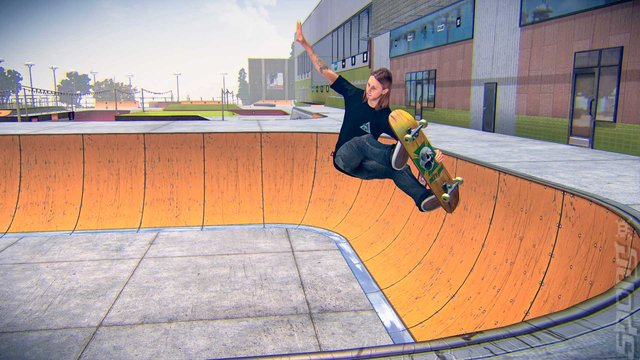 Tony Hawk's Pro Skater 5 - PS4 Screen