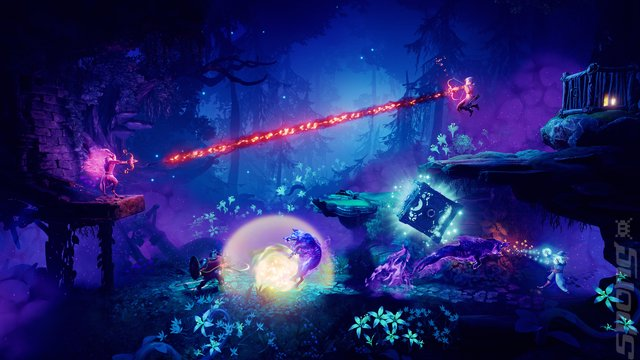 Trine 4: The Nightmare Prince - Xbox One Screen