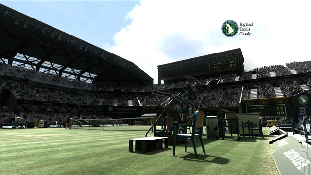 Virtua Tennis 4 - PC Screen
