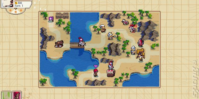 Wargroove - PS4 Screen