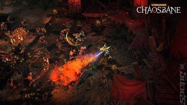 Warhammer: Chaosbane - PS4 Screen