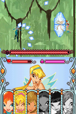 winx club the quest for the codex ds