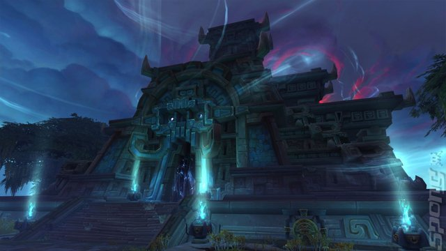 World of Warcraft: Battle for Azeroth - PC Screen